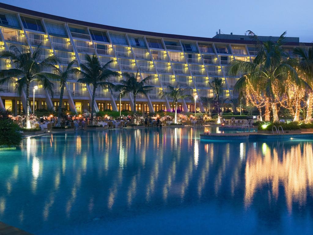 东莞10大热门特色五星级酒店,你又去过几间?